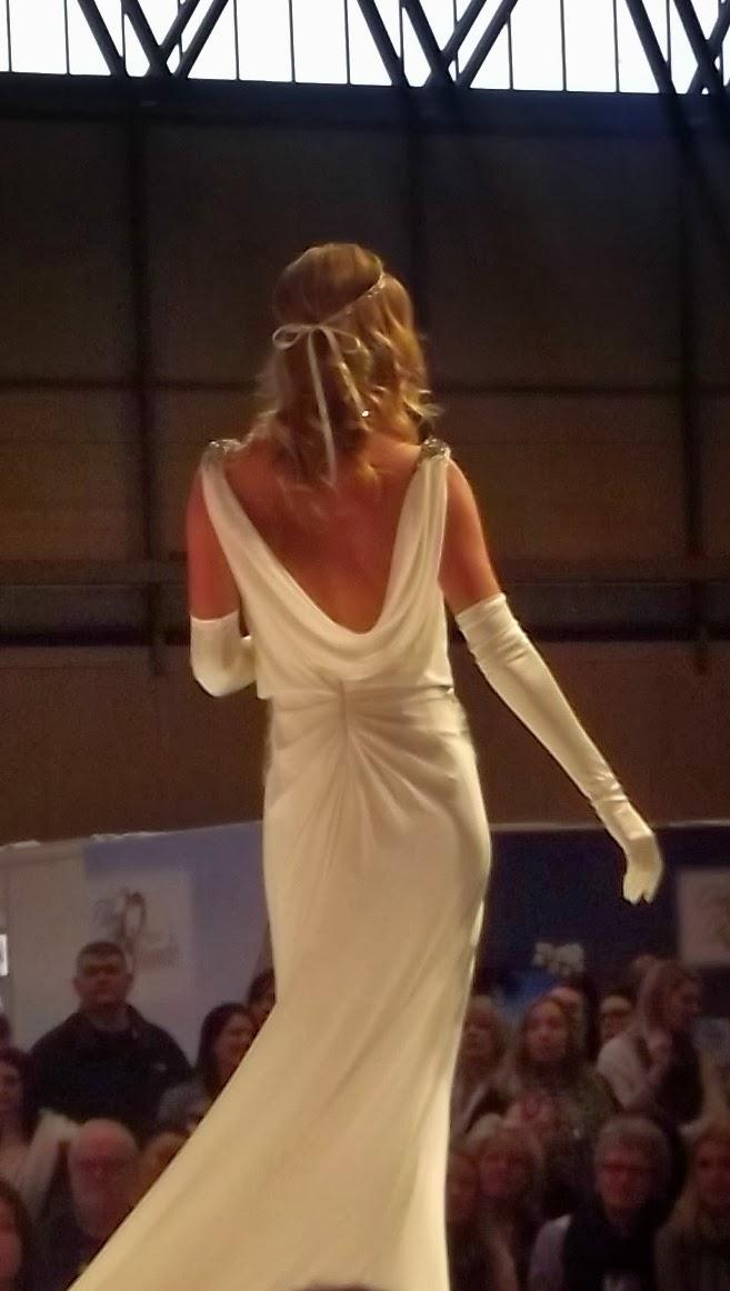 National Wedding Show NEC 2014 Catwalk