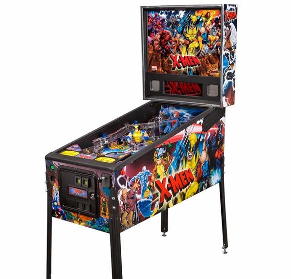 Pinball X-Men
