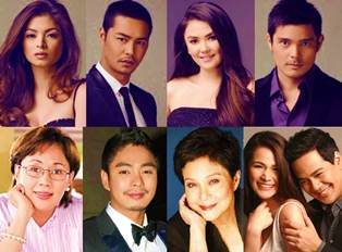 29th PMPC Star Awards for Movies 2013 Nominees