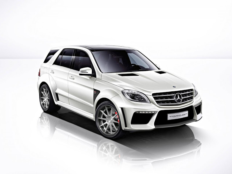 2012 TopCar Mercedes Benz ML63 AMG