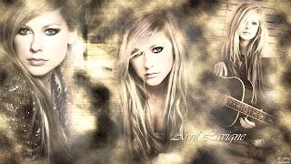Avril Lavigne Widescreen HQ Wallpaper 231586