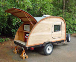Our Teardrop Trailer