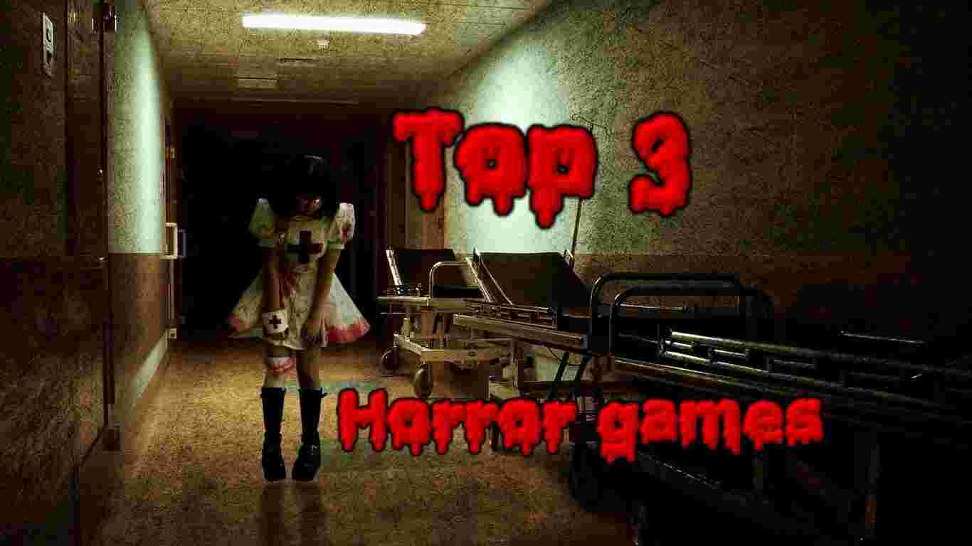 Play Games Horror Legend Honted Hotel Escape Room