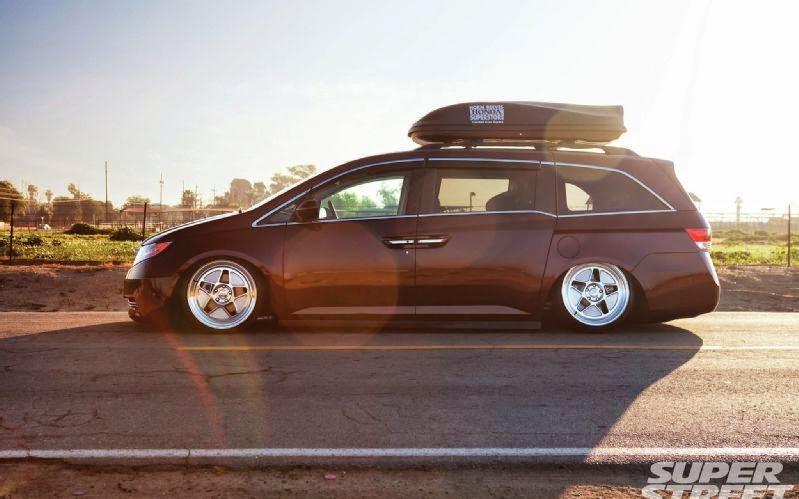 1029hp 2014 Honda Odyssey - Bisimoto Power Van ~ Autos