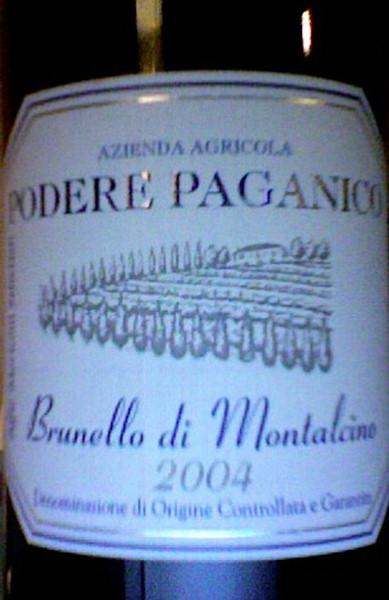 brunello di montalcino 2004