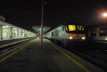 """Ic 580/599 """"Tacito"""" Terni - Milano C.le"""