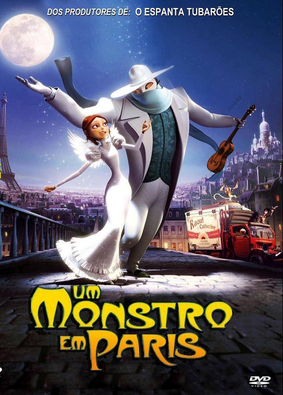 Um Monstro em Paris – Dublado (2011)