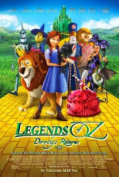 Legends Of Oz: Dorothy's Return (2013) Full Version