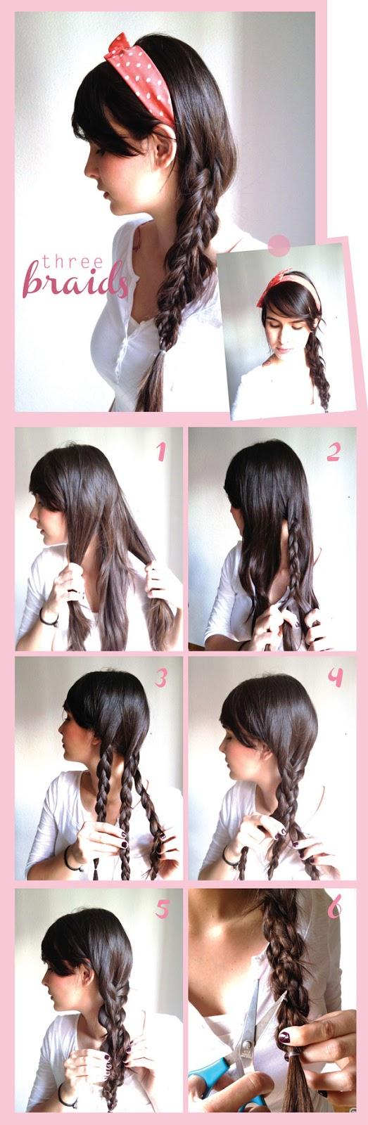 Красивые модные прически на длинные волосы