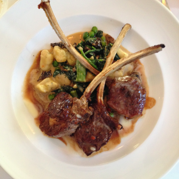 nick's next door lamb chop lollipops