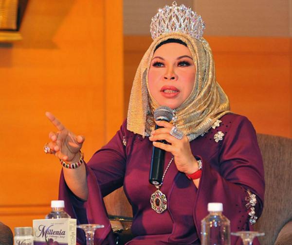 Dato Seri Vida Beri Dua Syarat Sebelum Taja KAFA