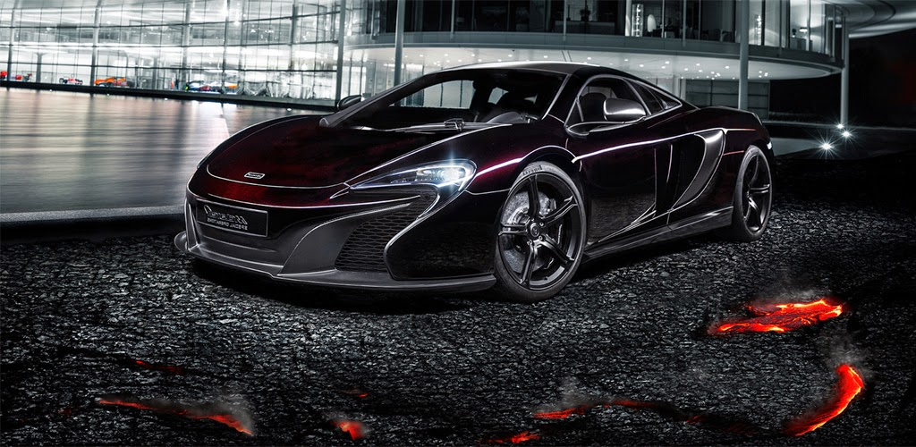 McLaren Special Operations MSO 650S Coupe Wallpaper
