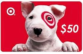 Enter To Win A $50 Target GC