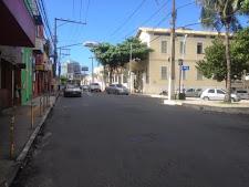 Engarrafamentos e confusão com o inicio das obras no Rio Vermelho