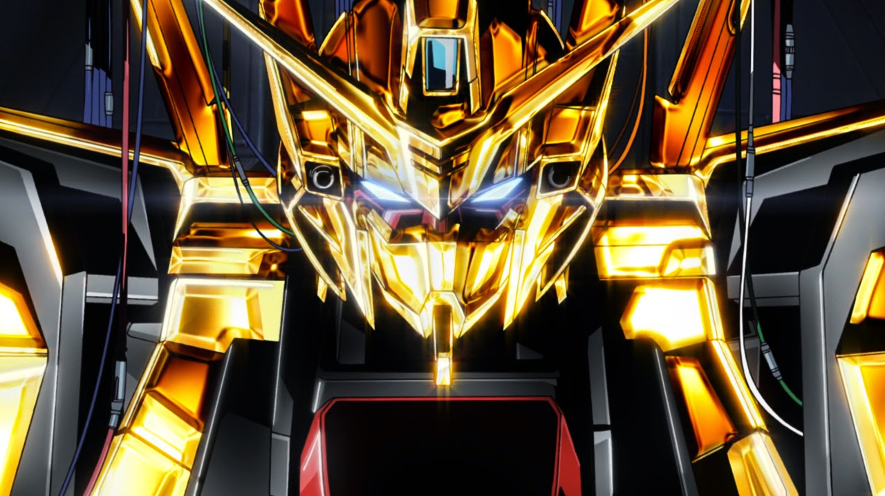 Wing Gold >> Gundam Digital Art Works Part 2 - Gundam Kits Collection News and Reviews