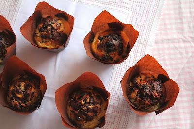 Receta muffins chocolate_muffins chocolate