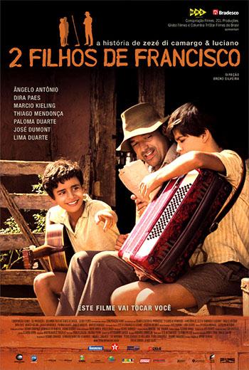 Assistir 2 Filhos de Francisco Nacional Online HD