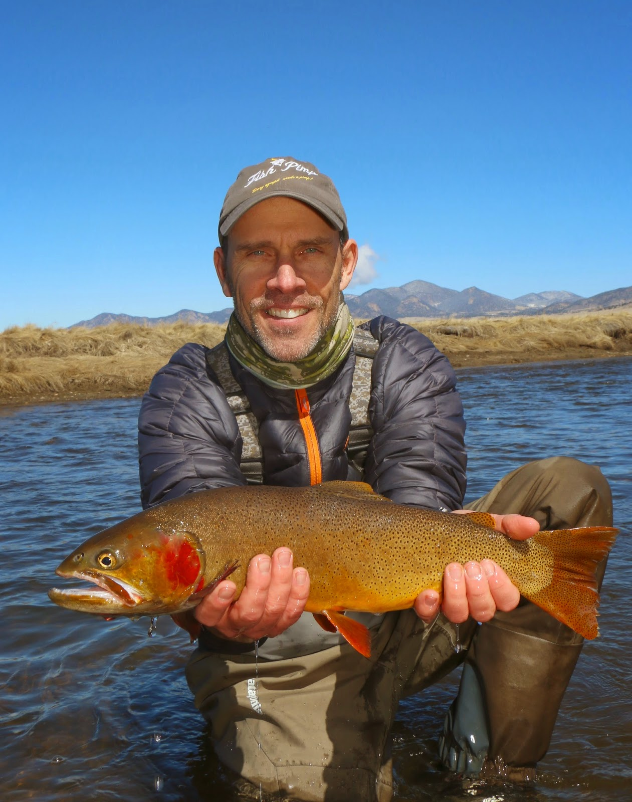Jamie 39 s fly fishing journal back to landon school on the for Fly fishing journal