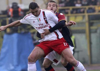 Bologna 2 - 2 AC Milan (2)