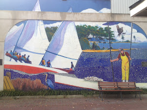 Cannery Way Mural Panel 4