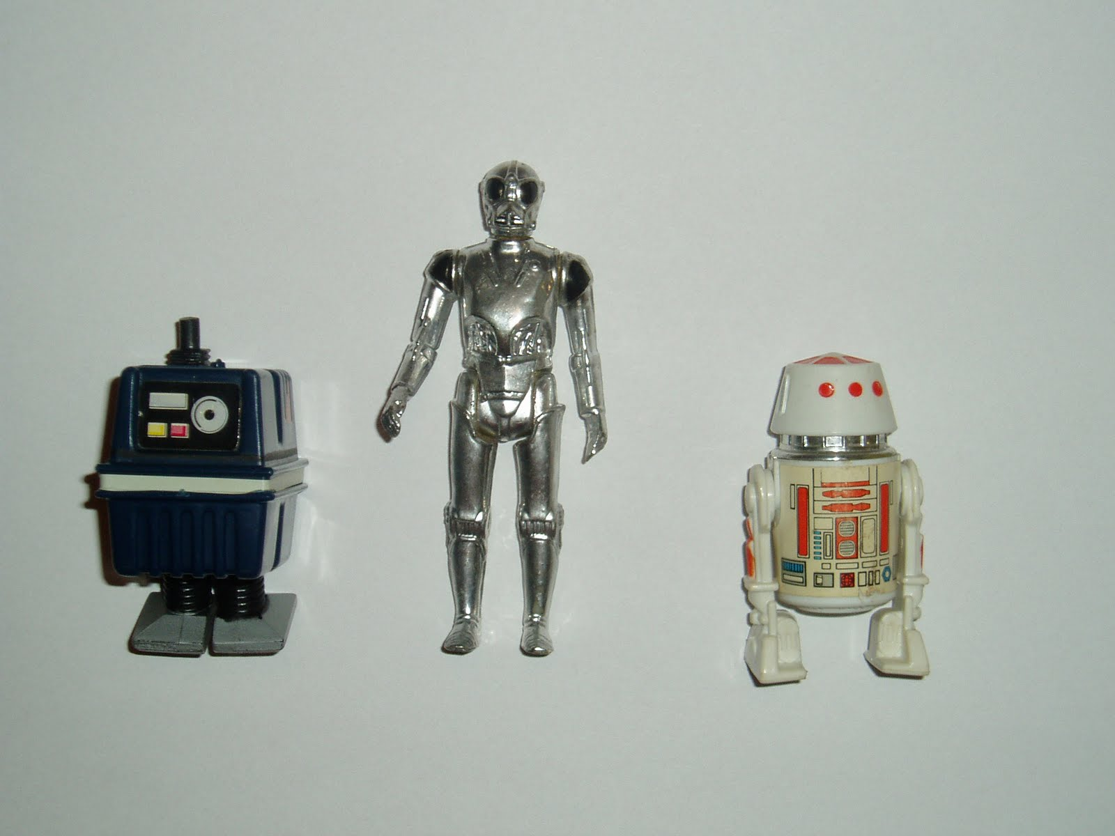 Star Wars Droids Toys : Star wars collector s kenner