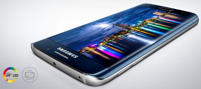 Samsung Galaxy S6 edge - SM-G925F
