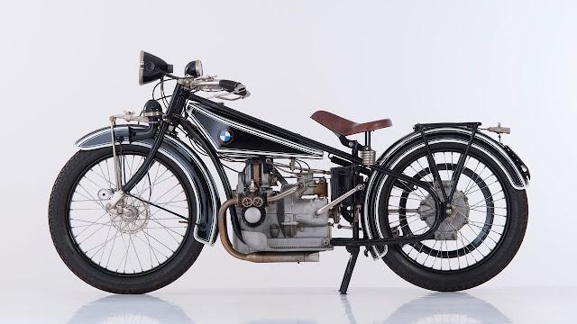 BMW R 32, 1923 side