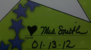 Fern Smith's Classroom Ideas - Spreading love and building relationships with your student awards.