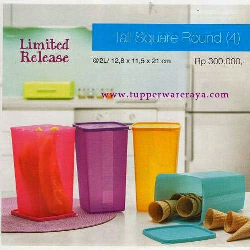tupperware promo,Tupperware Promo April 2014 - Tall Square Round