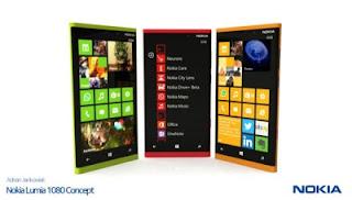 Nokia Lumia 1080, Konsep Ponsel Masa Depan Seri Lumia?
