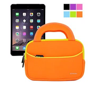 Evecase Ultra Portable Sleeve Case Bag for Apple iPad Mini 4