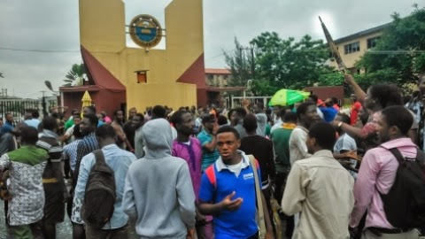 cultists shoot unilag student