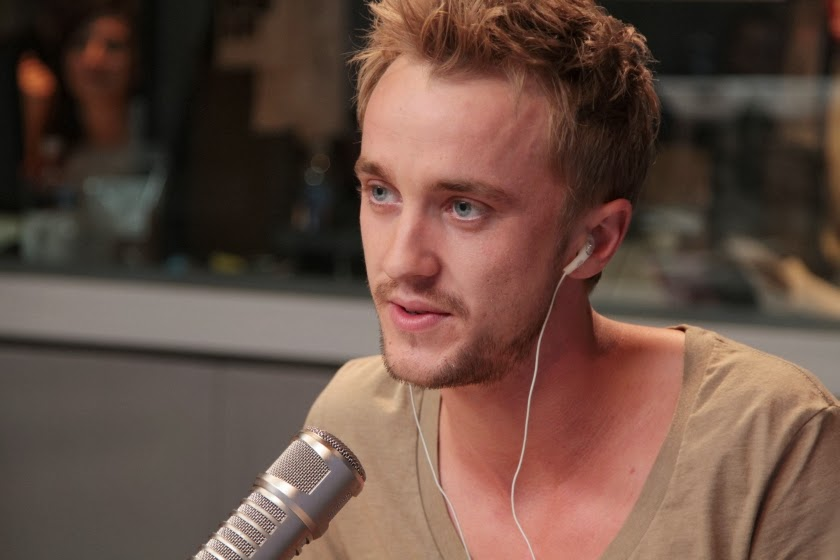Tom Felton England Hollywood Best Actor Profile 2013