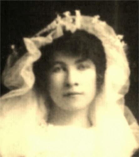 Margaret  Agnes  Fahey Manda
