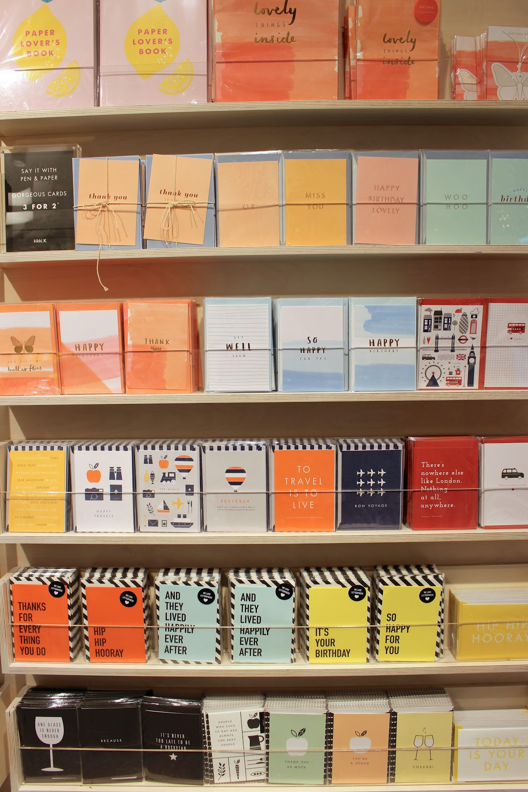 kikki.K stationary & cards | London