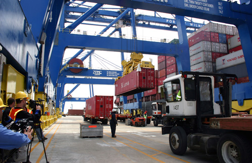 Empresas aduaneras septiembre 2012 for Agencias de comercio exterior