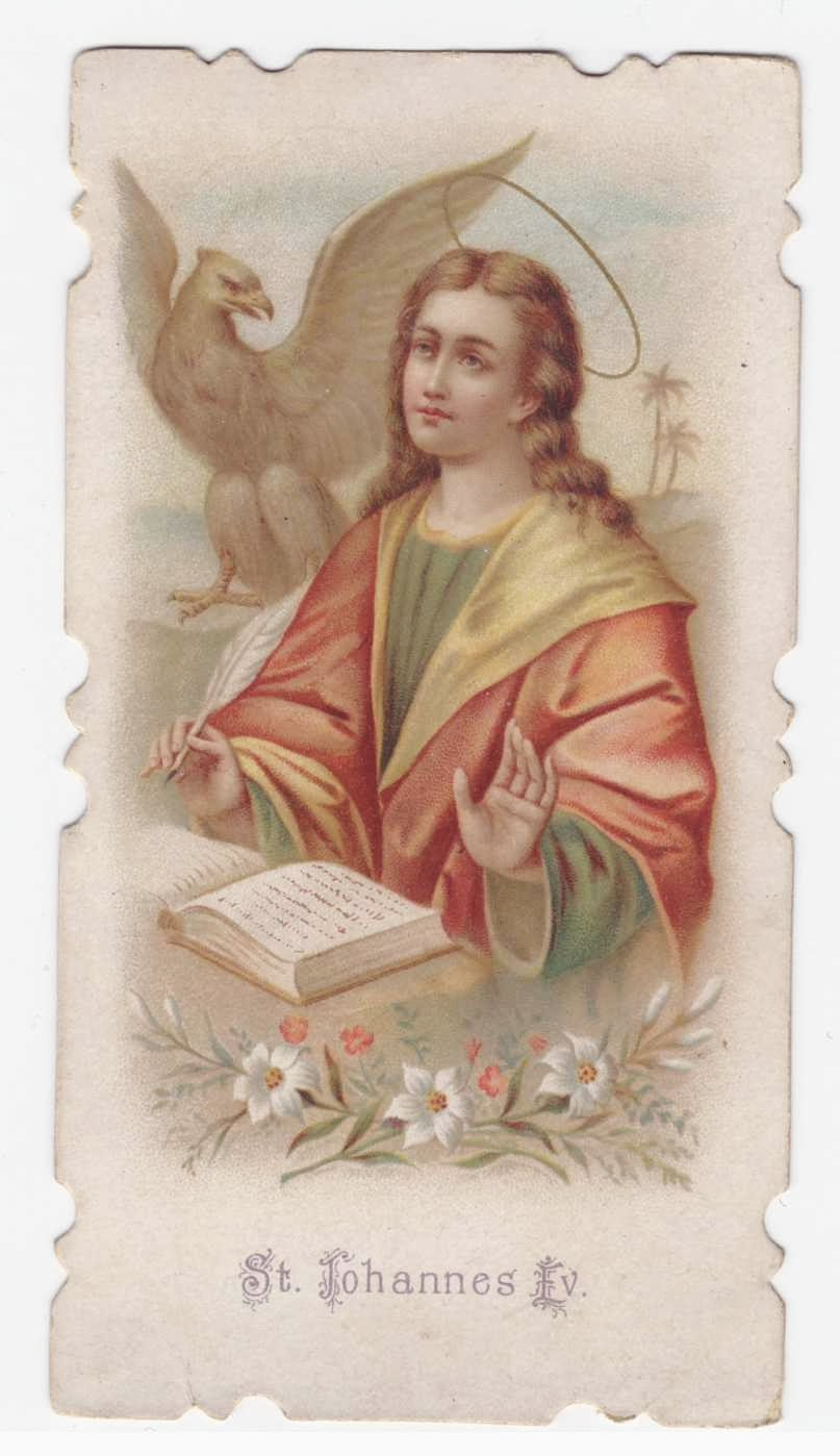 Hl. Johannes Apostel und Evangelist