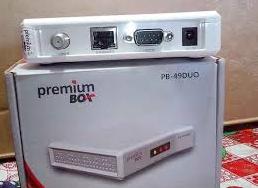 Atualizacao Dongle Premiumbox PB49 Duo sks 61w