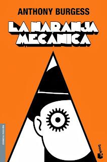 Libro La Naranja Mecánica