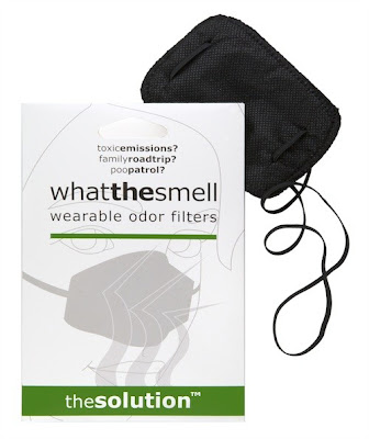 Kim Castellano, Solutions That Stick, What The Smell, odor filter