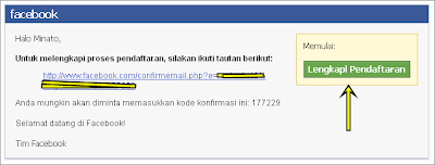 step 4 create facebook account