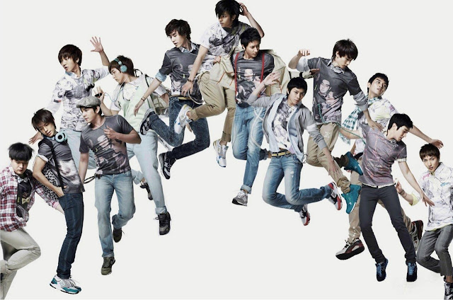 Super Junior HQ Wallpaper