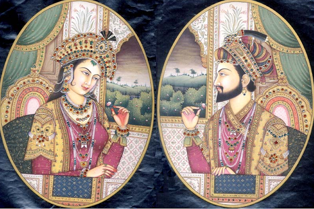 Love Marriage of Mugal Emperor Jahangir