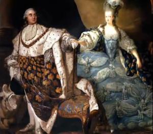 Mi esposo Luis XVI y yo