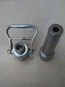Nozle pemadam alumunium