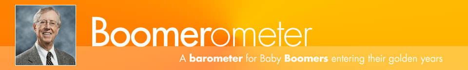 Boomerometer
