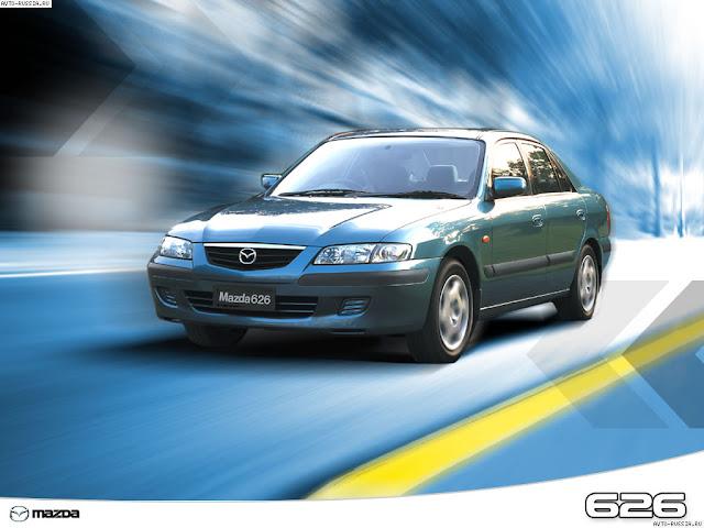 Mazda 626 picture