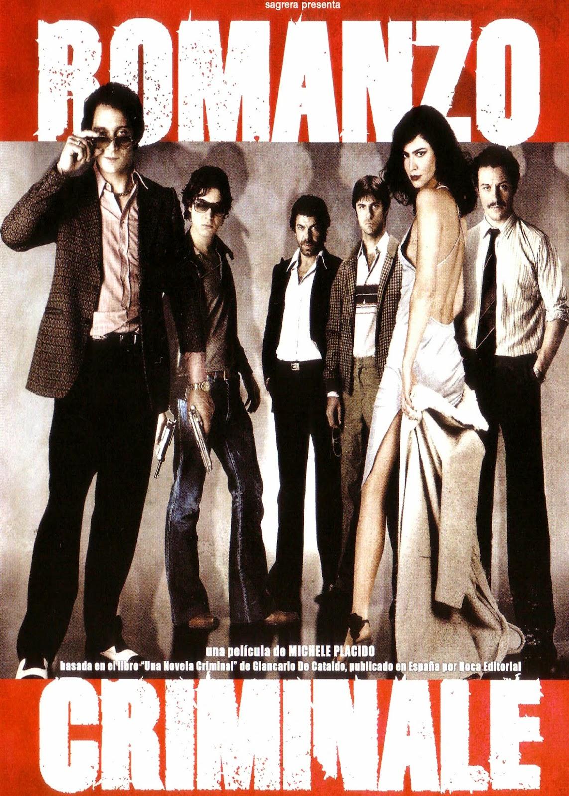 Romanzo criminale (2005) Drama