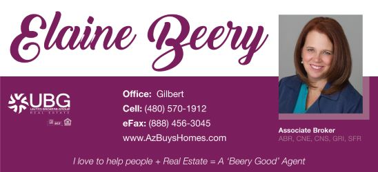 Buy or Sell Homes in South East Valley of Arizona