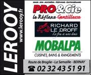 Pro&Cie - Mobalpa Bernay